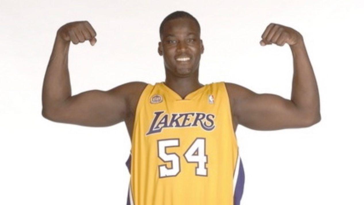 Kwame Brown NBA Lakers