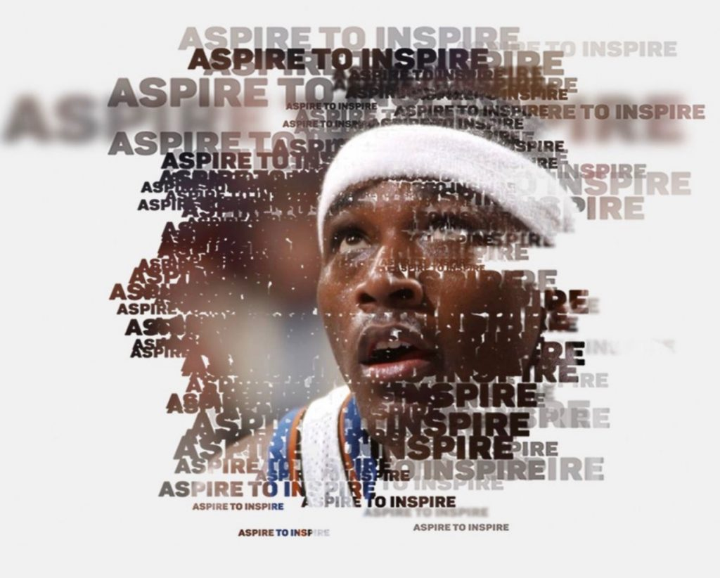 Kwame Brown NBA Aspire to Inspire