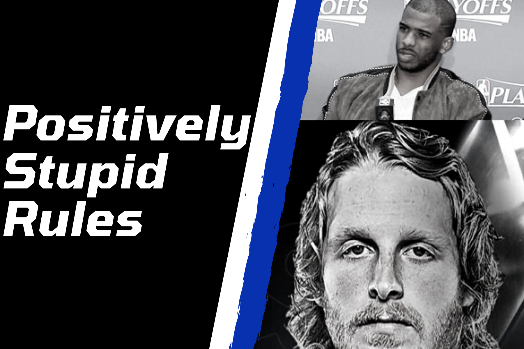 Cole Beasley, Chris Paul, and the Positively Stupid Rules of the NFL & NBA – I Got Next Episode 1