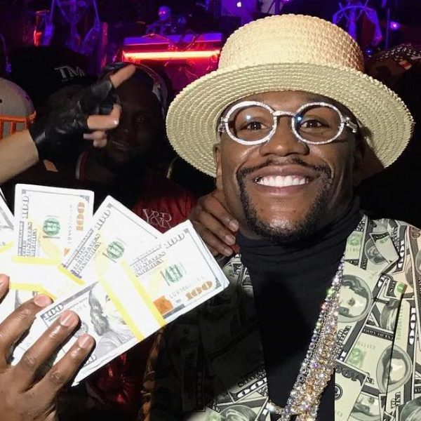 Money Mayweather