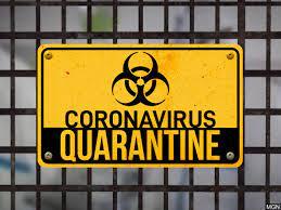 Covid-19 quarantine coronavirus  Fauci