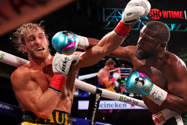 Logan Paul vs Floyd Mayweather – The Greatest Legalized Bank Robbery?