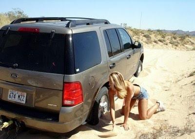 Car breakdown Flat tire The Patriot Report book by Bryan Sharpe
