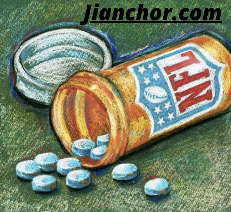 Poppin' Pills & Banning Weed – The NFL's Controversial Use Of Painkillers