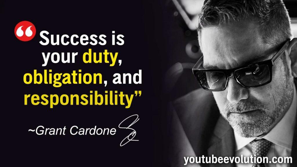 Grant Cardone Success Video Marketing