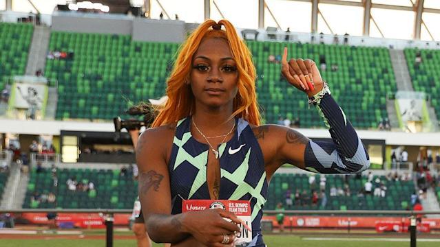 Olympic Trials And Tribulations: The Sha'Carri Richardson Story